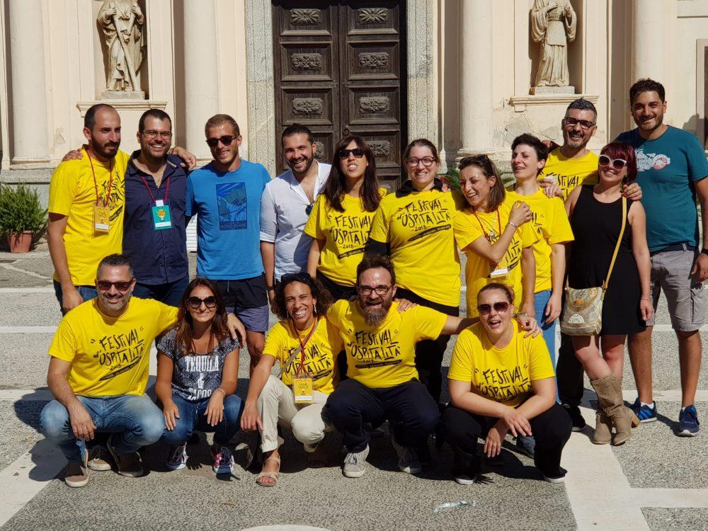 IV edizione_ Festival dell'Ospitalità- team